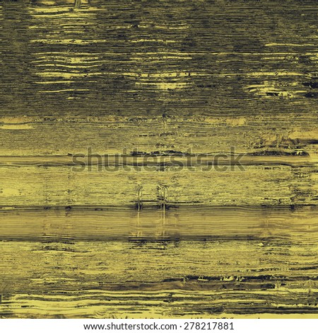 Highly detailed grunge texture or background. With different color patterns: yellow (beige); brown; gray; black - stock photo