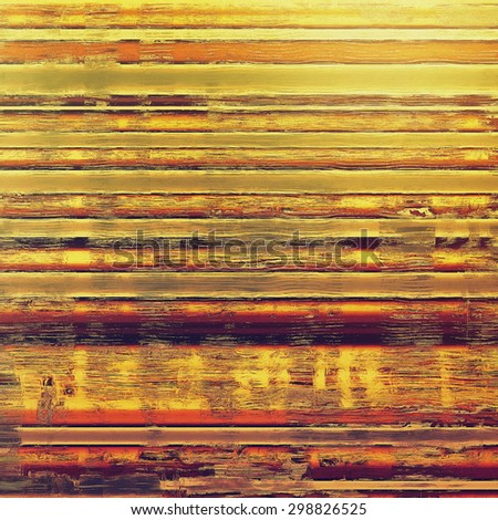 Highly detailed grunge texture or background. With different color patterns: yellow (beige); brown; purple (violet); red (orange) - stock photo