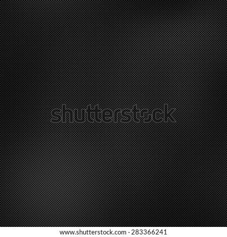 Highly detailed illustration of a carbon fiber background.  - stock photo