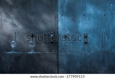highly detailed image of grunge background - stock photo
