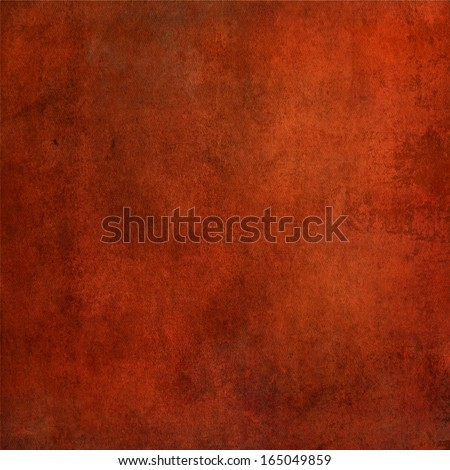 Highly detailed red grunge background  - stock photo