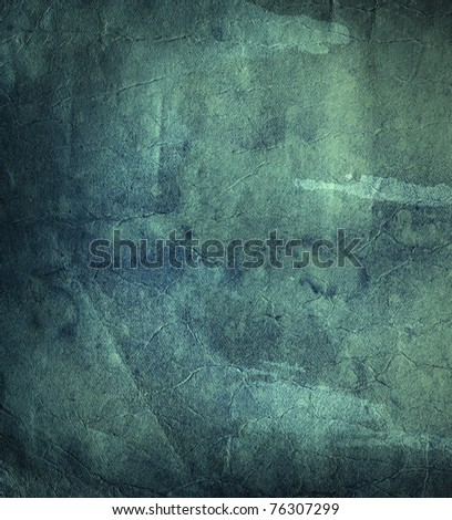 Highly detailed retro toned grunge  paperwith copyspace. Great grunge background or texture for your projects. - stock photo