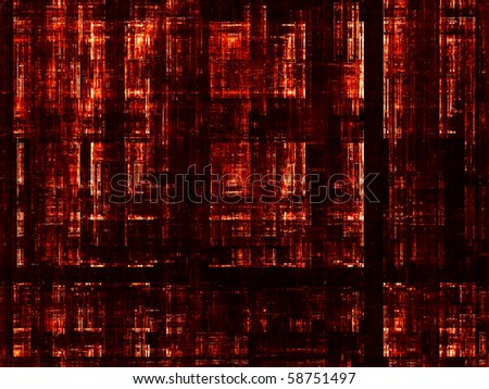 Highly detailed technological texture with fine pattern of geometric lines. - stock photo