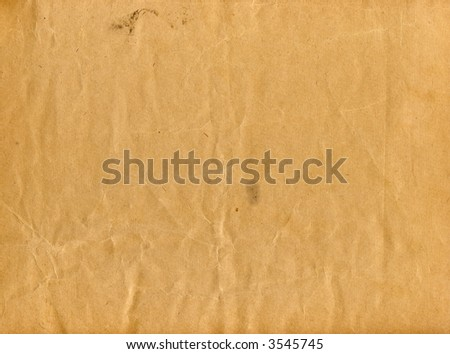 Highly detailed  textured antique paper , great grunge background