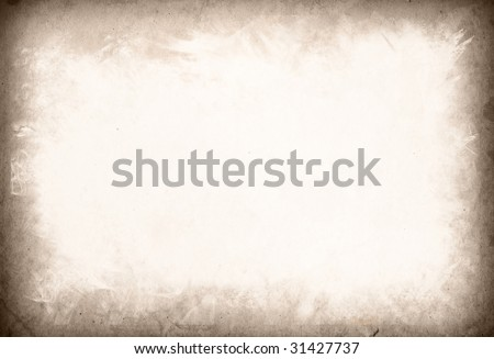 highly Detailed textured grunge background frame