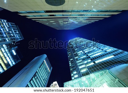 Highrise building - stock photo