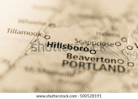 Hillsboro, Oregon, USA.