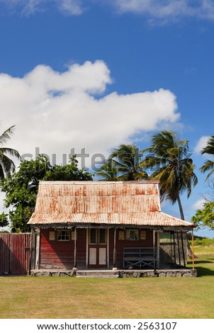 Historic Chattel House, Barbados