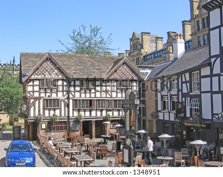 Historic Pubs in Manchester