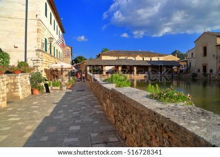 Sea promenade costa adeje tenerife canary stock photo 104108414 shutterstock - Bagno holiday village ...