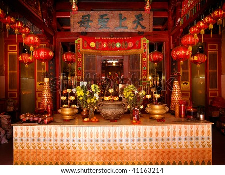 historical chinese temple 09