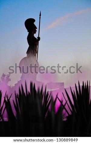 Historical monument in Guadalajara, Jalisco, Mexico - stock photo
