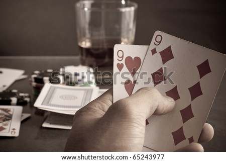 Hit or Stay Black Jack Game Options