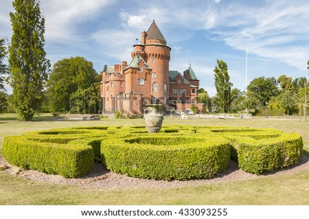 Hjularod slott is a castle in Eslov Municipality, Scania, in southern Sweden.