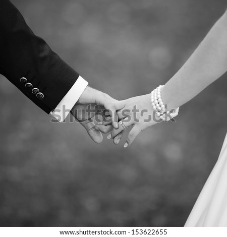 hold me, trust me, marry me today ! - stock photo