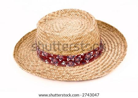 holiday hat - stock photo
