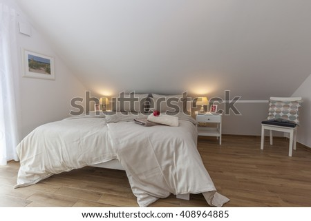 holiday home bedroom