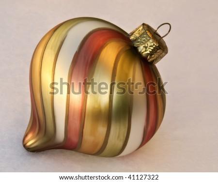 Holiday Ornament - stock photo