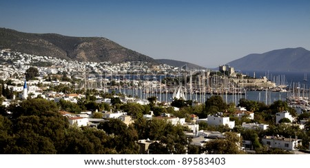 Holiday resort Bodrum, Turkey