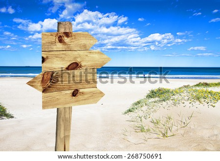 holidays and nature - stock photo