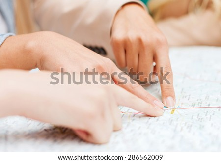 Tourist Guide Stock Images Royalty Free Images Vectors