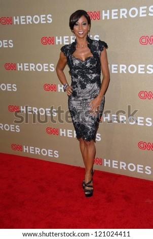 Holly Robinson Peete at CNN Heroes: An All Star Tribute, Shrine Auditorium, Los Angeles, CA 12-02-12