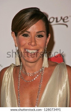HOLLYWOOD - AUGUST 27: Melissa Rivers at the TV Guide Emmy After Party August 27, 2006 in Social, Hollywood, CA.