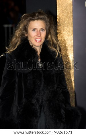"""HOLLYWOOD, CA - DECEMBER 5: Singer and actor Sophie B. Hawkins arrives at the premiere of """"New Year's Eve"""" at Grauman's Chinese Theater on December 5, 2011 in Hollywood, California - stock photo"""