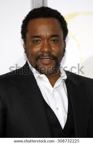 HOLLYWOOD, CA - NOVEMBER 01, 2009. Lee Daniels at the AFI FEST 2009 Screening of 'Precious' held at the Grauman's Chinese Theater in Hollywood, USA on November 1, 2009. - stock photo