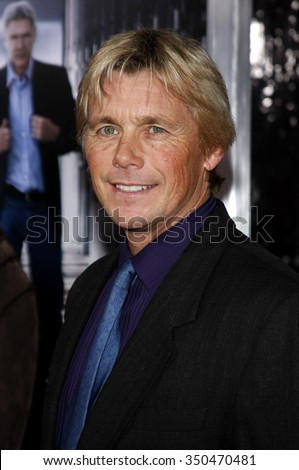 """HOLLYWOOD, CALIFORNIA - January 19, 2010. Christopher Atkins at the Los Angeles premiere of """"Extraordinary Measures"""" held at the Grauman's Chinese Theater, Hollywood.   - stock photo"""