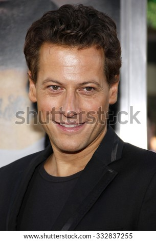 "HOLLYWOOD, CALIFORNIA - June 30, 2011. Ioan Gruffudd at the Los Angeles premiere of ""Horrible Bosses"" held at the Grauman's Chinese Theater, Los Angeles."