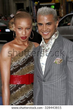 "HOLLYWOOD, CALIFORNIA. May 10, 2006. Jay Manuel at the Los Angeles Premiere of ""Poseidon"" held at the Grauman's Chinese Theater in Hollywood, California United States."