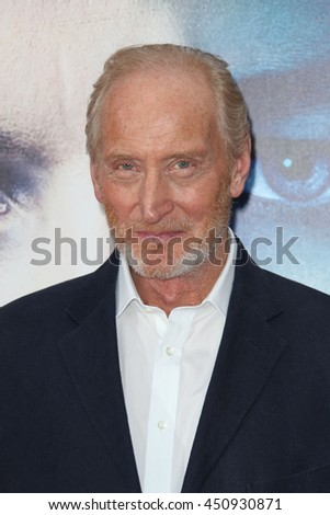 Hollywood, California, USA; March 18, 2013;  Charles Dance arrives to the 'Game of Thrones' Season 3 premiere in Hollywood, California.