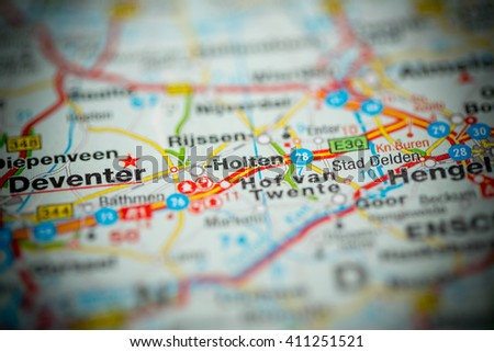 Vlijmen Netherlands Stock Photo 411276613 Shutterstock