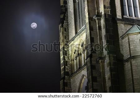 Holy Night - stock photo