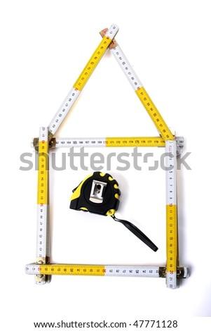 Home - stock photo