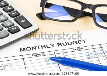 Stock Images Similar To Id 18381853 - Family Budget