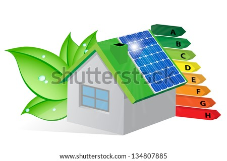 Home environmentally friendly energy-saving