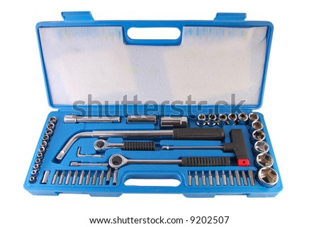 home equipment toolbox