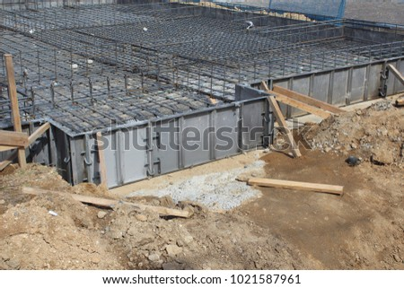 Home foundation work