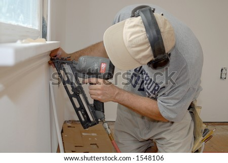 Home Improvement - stock photo