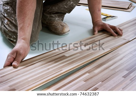 Home Improvement Flooring