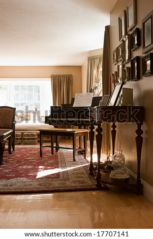 Home Interior - stock photo