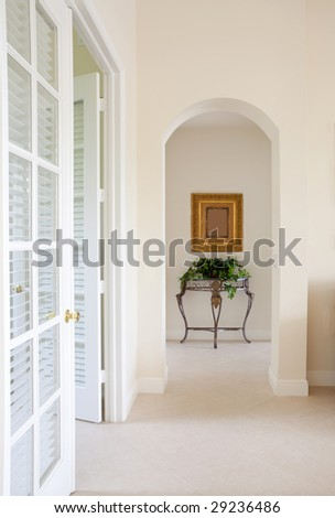 Home Interior - stock photo