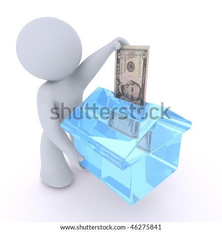 Home Mortgage - stock photo
