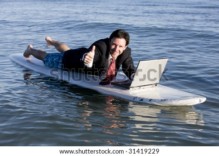 Home Office - stock photo