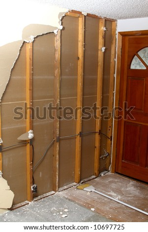 Home remodel - stock photo