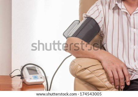 home use blood pressure tester