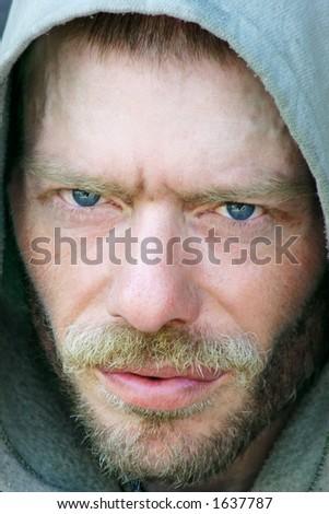 Homeless - stock photo