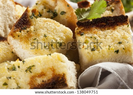garlic and herb croutons grilled garlic and herb shrimp grilled garlic ...
